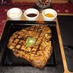 Steak House - T-bone - amazing