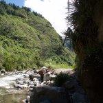 Cerca de la cascade