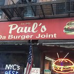 Paul's Da Burger Joint의 사진