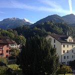 Hotel Alphorn Foto