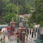 Wagah Border Foto