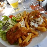 Fish and Chips maison