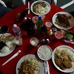 Eine Auswahl der Abendessen