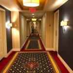 Long halls!
