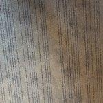 Versiffter Teppich