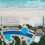 Photo de Live Aqua Beach Resort Cancun