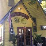 Yellow Church Cafe front door