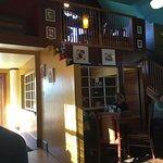 Yellow Church cafe loft