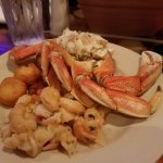 Norfolk Speciality, Crab Legs, Scallops, etc.