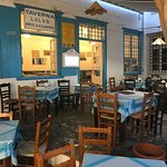 Traditional taverna with great food
