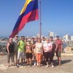 We visit the peaks of Cartagena