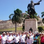 Tour of Fortifications in Cartagena Bay