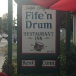 Photo de Fife 'n Drum Restaurant