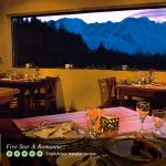 Mountain Home Lodge Dining Room