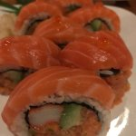 Spezza Salmon Rolls