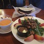 Soup & salad $15