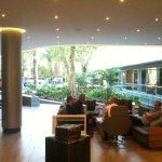Open Air Lobby!