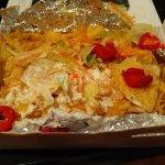 The worst nacho's I've ever had!