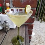 Best Key Lime martini