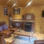 Ash Lodge : the revised living room completed after remodelling/repair to storm damage Spring 20