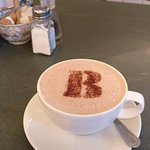 Hot Chocolate: Baldry's Tea Rooms