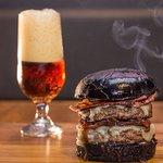 """""""Las Vegas- Pão de Kuru - Um dos suculentos e deliciosos Hambúrgueres Artesanais do Americano"""""""