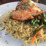 Atlantic Stuffed Salmon