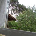 Vista da janela.