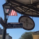 At the corner of St Peter & Burgundy