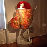 Pierre Cardin with lots of color.