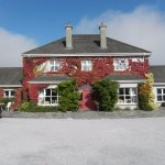 Front of Adare Country House