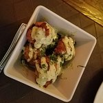 """Shrimp Fritters -- Really good """"Hush Puppies"""" with Shrimp"""