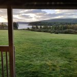 view from log room 15