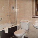 Bathroom, Room 414