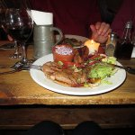 Enjoyable meal at the Packhorse Inn