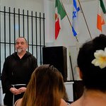 Fr. Eric Forbes' talk on Chamorro history