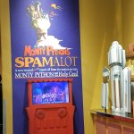 Monty Python represented at the SPAM Museum