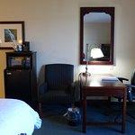 King room -- Hampton Inn Harrisonburg South
