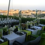 Event at the Rooftop Restaurant