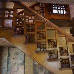 Interior parlor