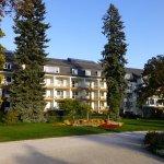 Foto de At the Park Hotel