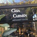 Photo of Casa Carmen Restaurant Platillos