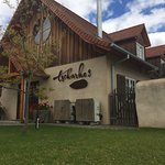 Great service and tastings, Cellar Door manageress is great, Durken the host does host well, nic