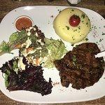 ribeye steak - medium