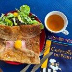 galette de sarrasin traditionnelle : complète