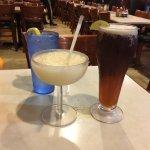 Beer and a Rita