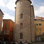 La tour des templiers