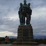 Photo of Commando Monument