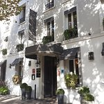 Foto de Hotel de la Porte Doree