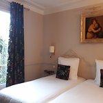 Photo de Hotel de la Porte Doree